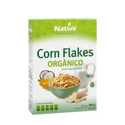 Corn Flakes 300g Native