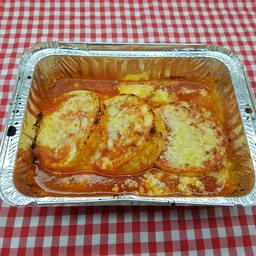 Rondelli quatro queijos para esquentar