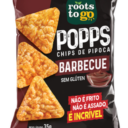 Popps Barbecue - 35g