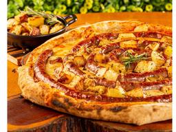 Pizza Toscana de Bode - Grande