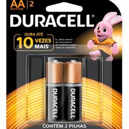 Pilha Duracell AA