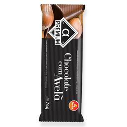 Picolé Premium de Chocolate com Avela