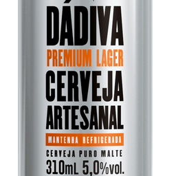 Dádiva Premium Lager 310ml