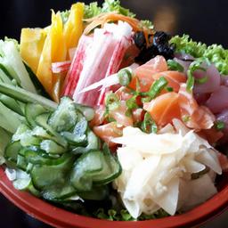 Poke salada