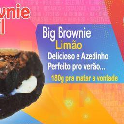 Big Brownie de Limão