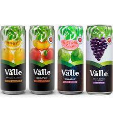 Dell valle lata 290ml sabores (unidade)