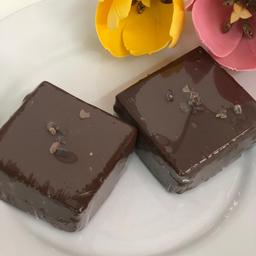 Brownie-trufado