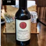 Vinho chileno tierra alta
