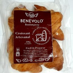 Croissant Benevolo 330g Tradicional