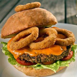Gold Burguer Onion Rings