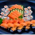 Especial Mix Sashimi e Sushi - 80 Peças