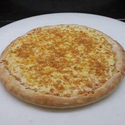 Pizza de Aglio E Olio