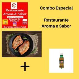 Picanha Suína-m. Funda+ 01 Guaraná 200 ml C/ Tropeiro