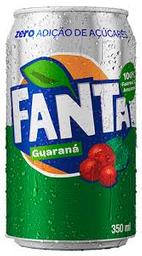 Fanta Guarana Zero