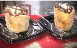 Kussgelado de Nutella