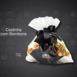 Cestinha Com Bombons - 110g