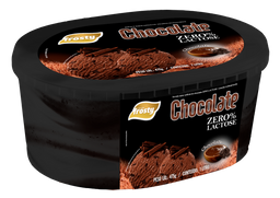 Sorvete de Chocolate Zero Lactose - 1L