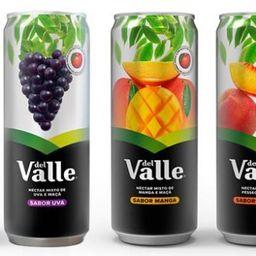 Del Valle Sabores 290 ml.