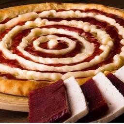 Pizza romeu e giulietta