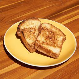 Pão de Forma na Chapa