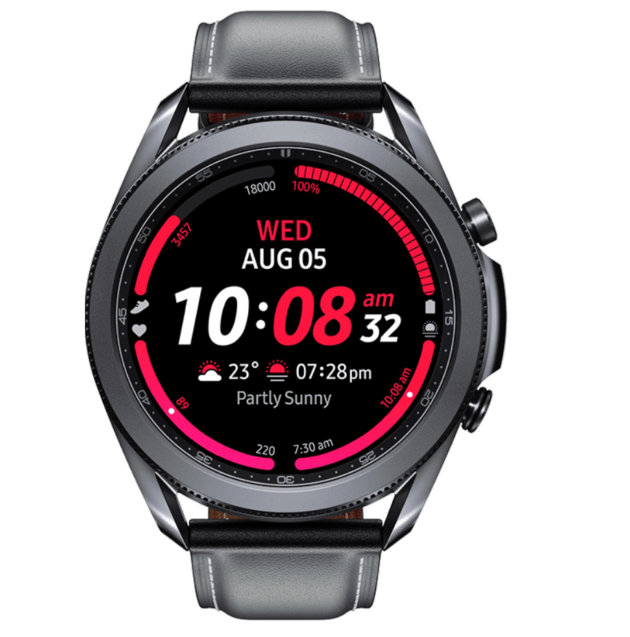 Samsung Wearable Galaxy Watch3 41mm LTE