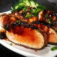 Sashimi Salmão Crocante 4 und