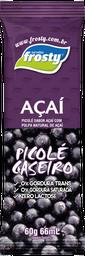 Picolé de Açaí