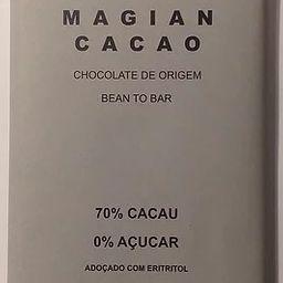 Chocolate Bean To Bar 0% Açúcar