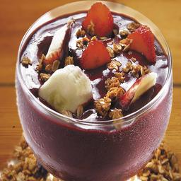 Açai com Granola e Frutas