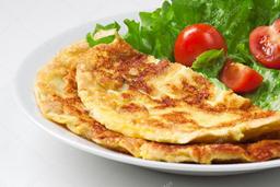 Fitness Omelete de Queijo