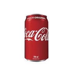 Coca Cola lata 350ml