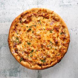 Pizza Frango e Bacon - Grande