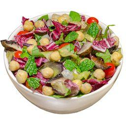 Salada Gourmet Mediterrânea Vegetariana