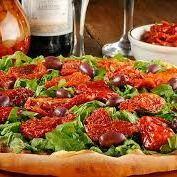 Pizza de Tomate Seco - Grande