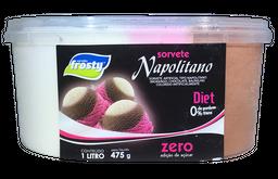 Sorvete Napolitano Diet - 1L
