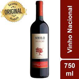 Vinho Nacional Miolo 750ml