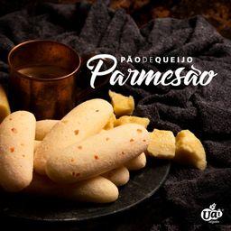 Pão de Queijo Parmesão 80g Pct 2kg