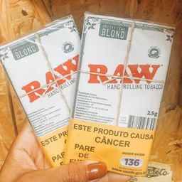 Tabaco raw blond 25g