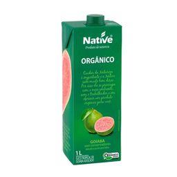 Suco Tropical de Goiaba Orgânico 1l