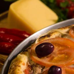 Pizza de Atum - Brotinho 25cm