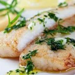 Filet de Pescada Branca Grelhada