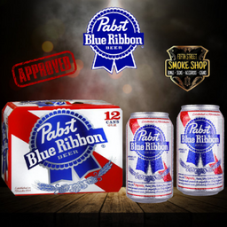 Cerveja Americana Pabst Blue Ribbon (350ml)