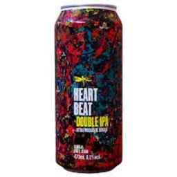 Dadiva Heartbeat Lata 473 ml