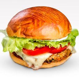 Black Burger Vegetariano - Banana da Terra - 120g