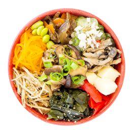 Chirashi Vegetariano