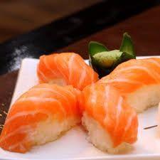 Sushi de salmão (6unidades)