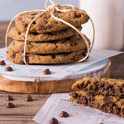 Soft Cookie Chocolate