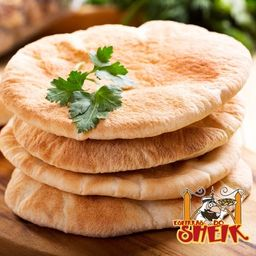 Pão sírio médio (12 unid.)