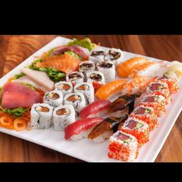 Sushi Soft Shell Serve 15 Pessoas