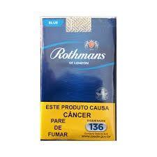 _miniter rothmans azul maço